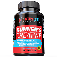 Run Fit Nutrition Runner's Creatine 90 caps