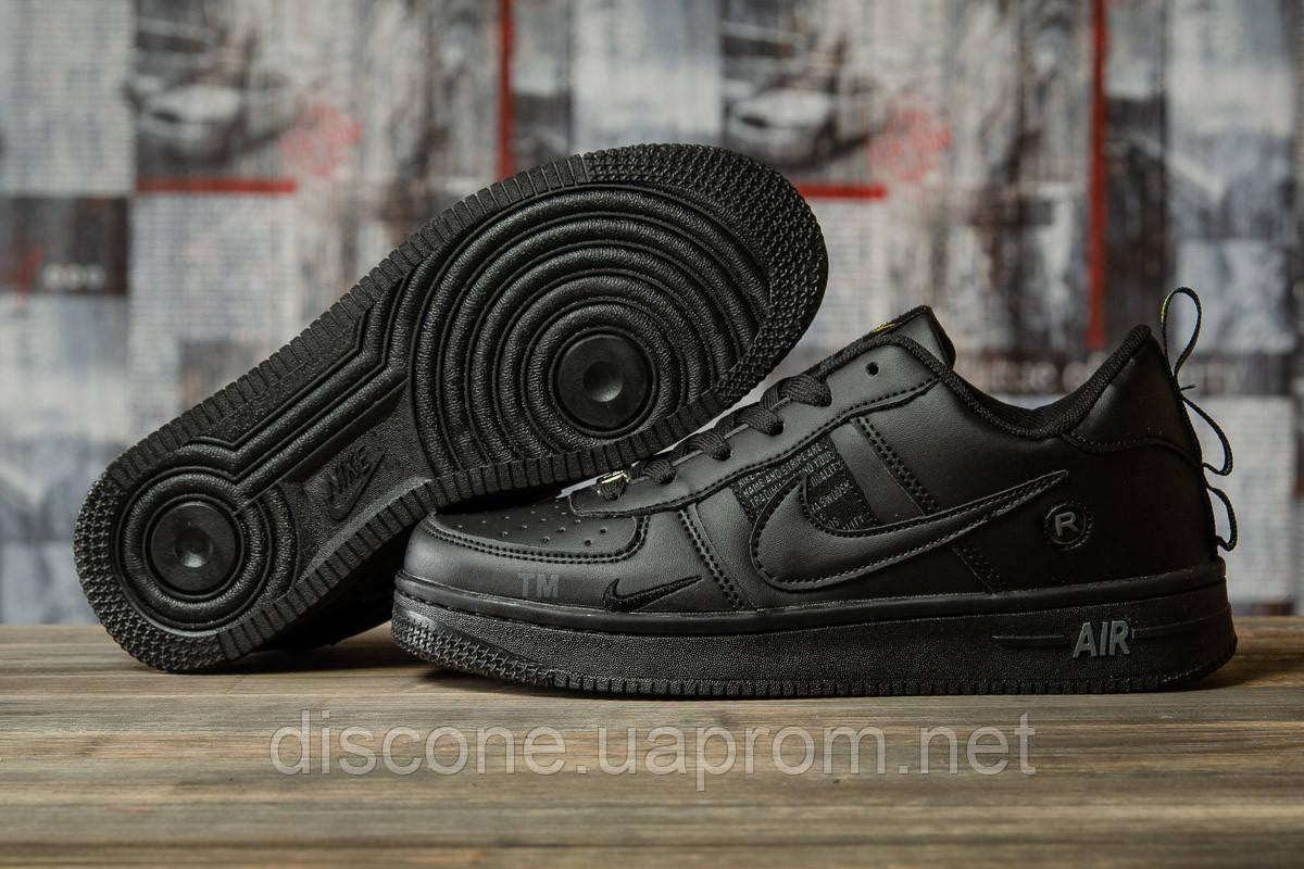 Кроссовки женские 16692 ► Nike Air, черные ✅SALE! 35% [ 36 38 39 41 ] ► (36-22,5см)