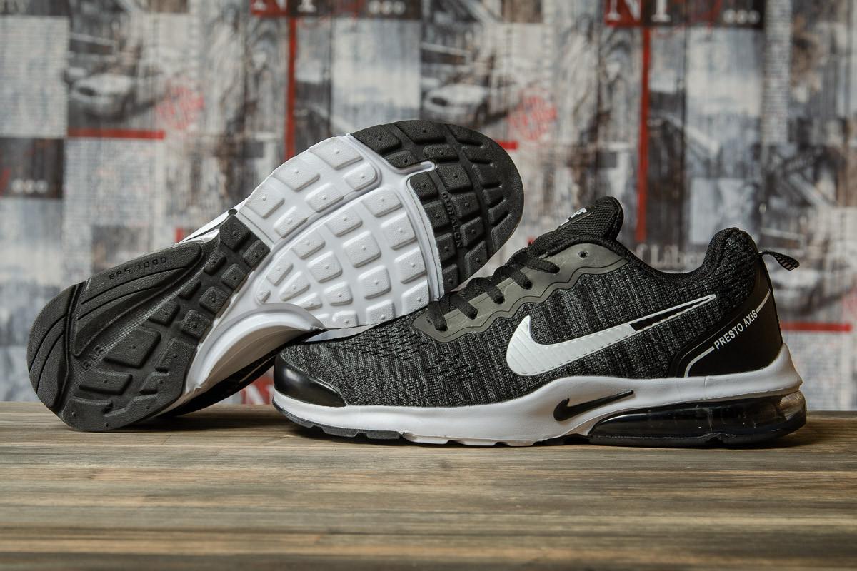 Кроссовки мужские 16681, Nike Air Presto, черные, < 42 44 > р. 42-26,5см.