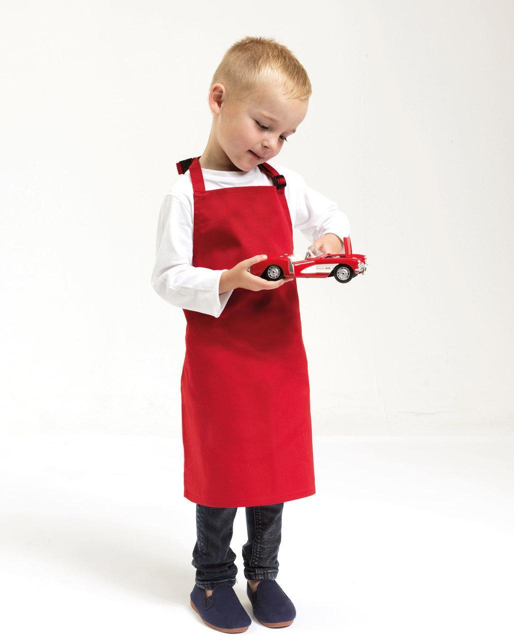 Фартук детский красный Atteks - 00253