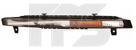 Фара дневного света Audi Q7 05- короткая (DEPO). 4L0953042