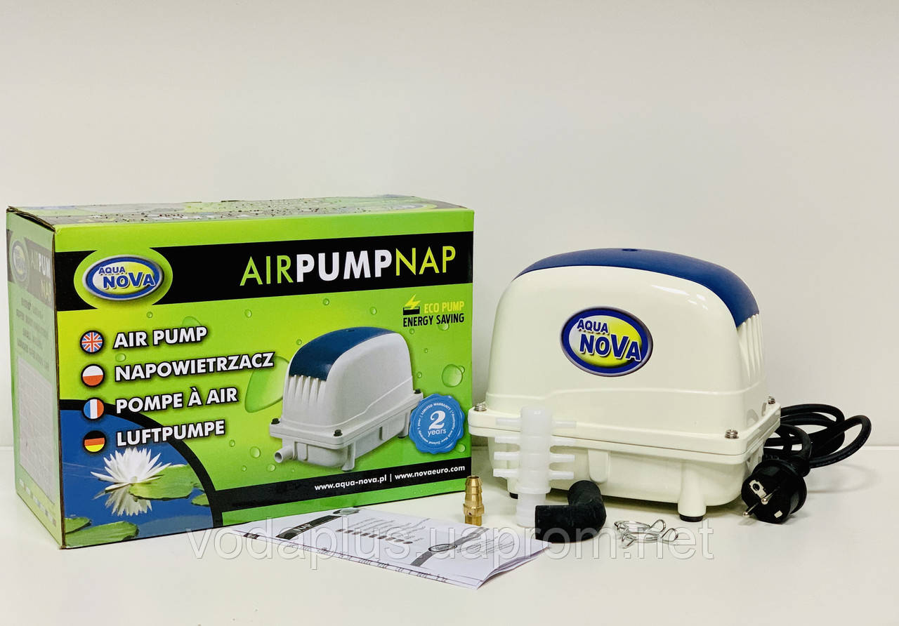 Аэратор для пруда и водоема AquaNova Nap-60