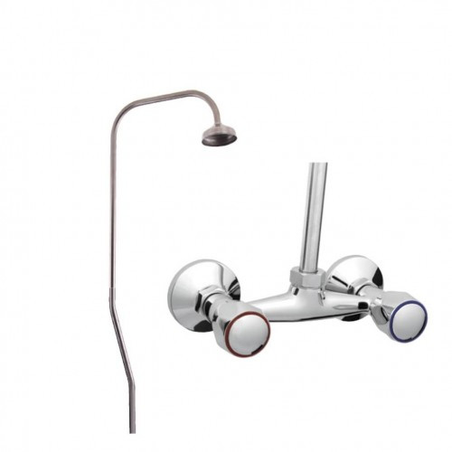 Смеситель для душа R-5 Globo с трубкой для душа (R50062)