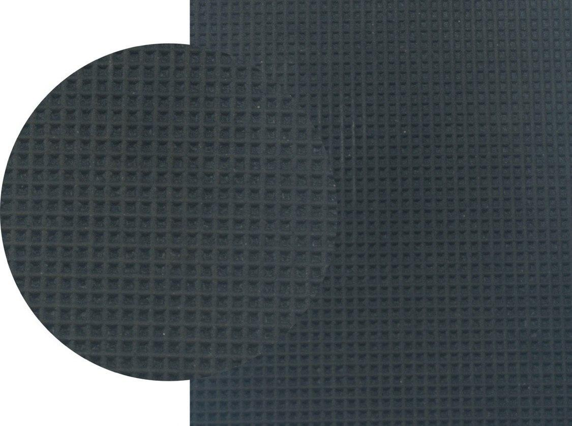 "Набоечная резина башмачник ""Diamond"", 350ммх350мм, 7мм, износостойкий каучук"