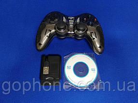 Универсальный Джойстик Wireless (PS2 PS3 PC Android TV Box) черный