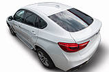 Боковые подножки для BMW X6 F16 2014+, фото 4