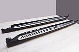 Боковые подножки для BMW X6 F16 2014+, фото 5
