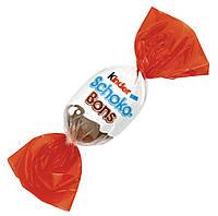 Kinder Schoko Bons Конфетки в виде мини яиц из молочного шоколада со сливочной начинкой и дроблённым фундуком, фото 2