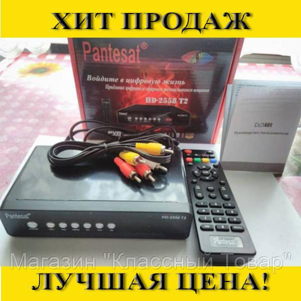 Цифровой ресивер DVB-T2 2558 Метал