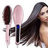Электрическая расческа выпрямитель Fast Hair Straightener HQT-906!Хит цена, фото 4