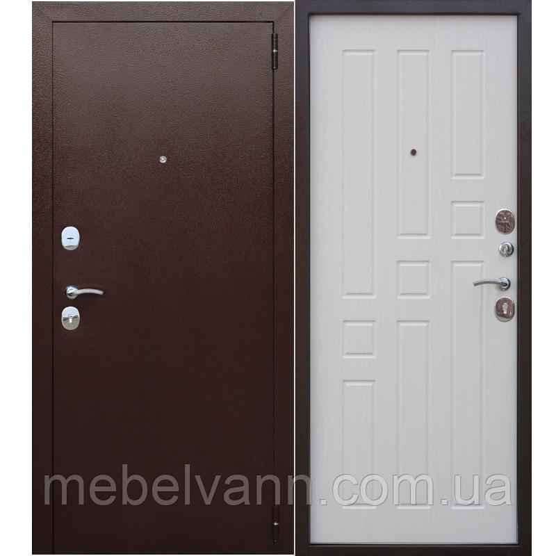 Входная дверь Гарда 60мм Медный Антик