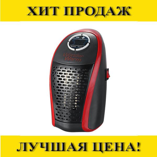 Портативный обогреватель Wonder Warm (400B)!Хит цена