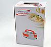 Ланч-бокс с подогревом The Electric Lunch Box (от прикуривателя)!Хит цена, фото 3