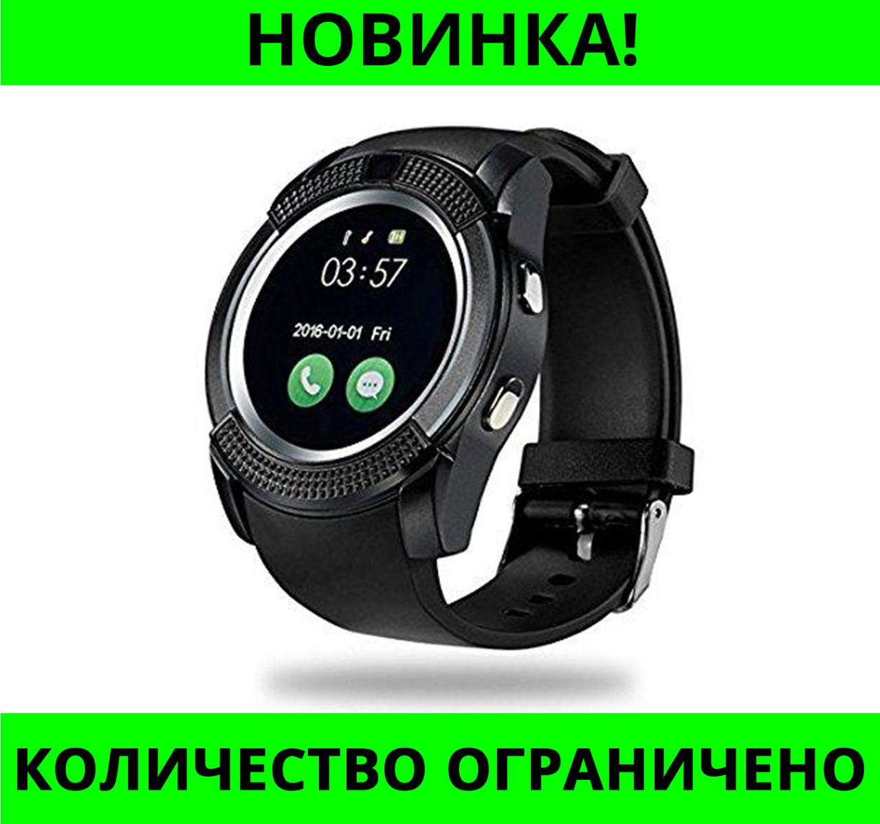 Часы смарт Smart Watch Lemfo V8 многофункциональные!Хит цена