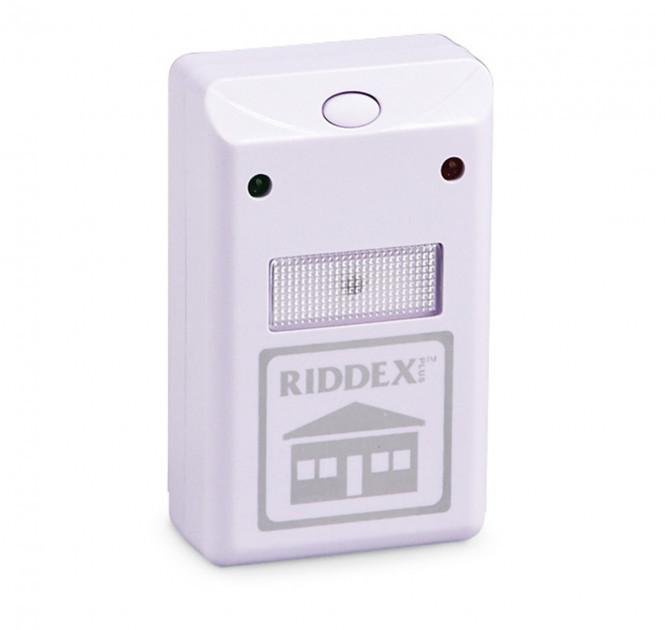 Электронный отпугиватель грызунов Riddex (Pest Repelling Aid)!Хит цена