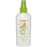 """Спрей-репеллент от насекомых для детей BabyGanics """"Natural Insect Repellent"""" натуральный (177 мл)"""