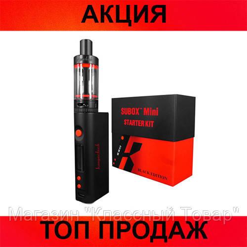 Электронная сигарета SUBOX MINI Black!Хит цена