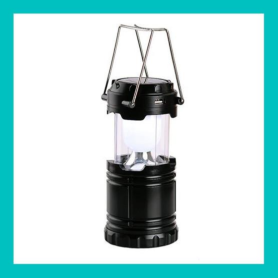 Кемпинговый фонарик c солнечной панелью G85!Хит цена