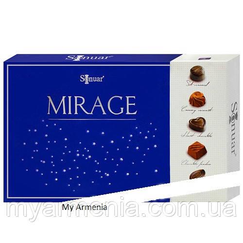 """Набір шоколадних цукерок """"Міраж"""" синій 320гр """"Sonuar"""""""