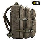 M-Tac рюкзак Large Assault Pack Laser Cut Olive, фото 2