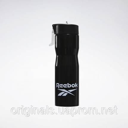 Бутылка для воды Reebok One Series Training 0,75 л FQ5386 2020, фото 2