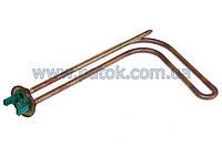 Тэн для водонагревателя 2 кВт, фланец 48 мм. Gorenje 580335 (медный)