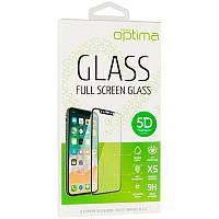 Защитное стекло Optima 5D для Xiaomi Redmi Note 8 Pro Black