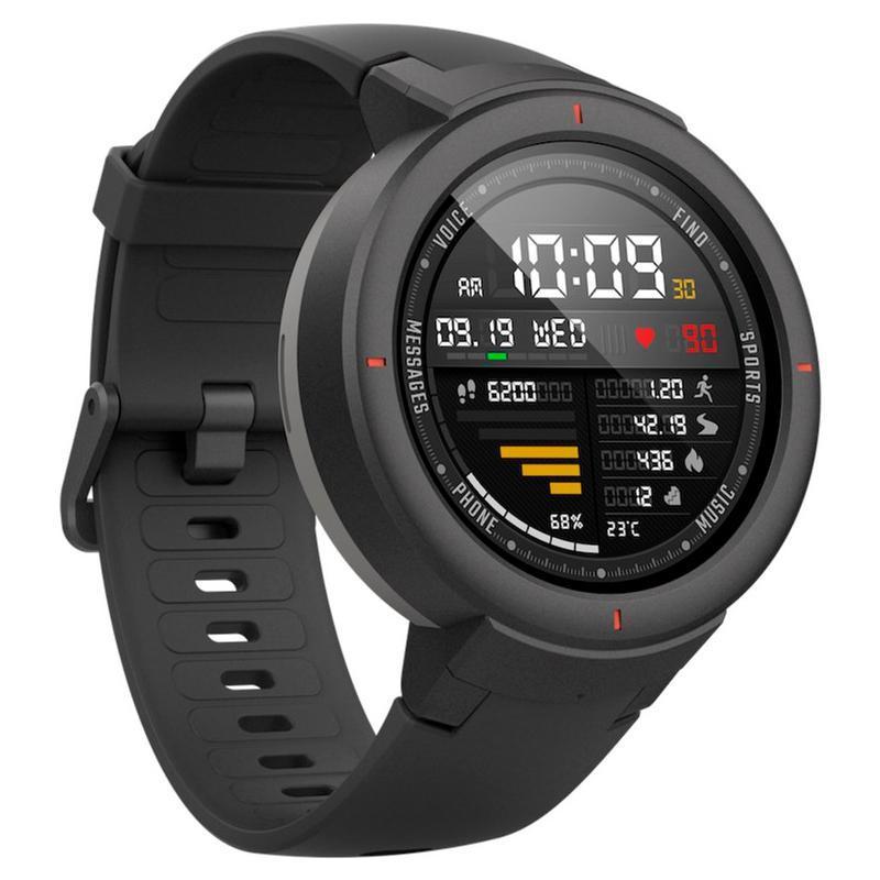 Smart Watch Xiaomi Amazfit Verge Grey