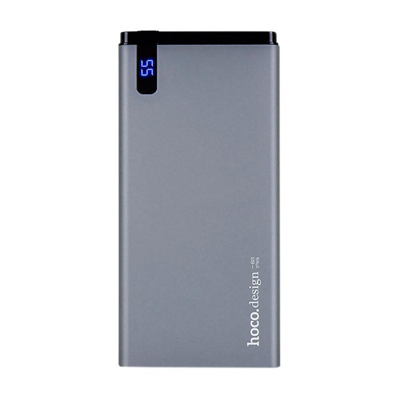 Дополнительная батарея Hoco B25 (10000mAh) Grey
