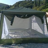 Шатер садовый EOS палатка тент туристический 3.20 х 3.20 х 2.35