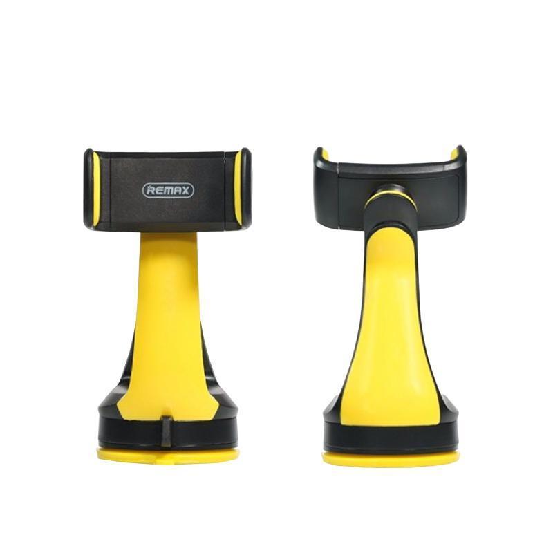 Холдер Remax RM-C15 Black/Yellow