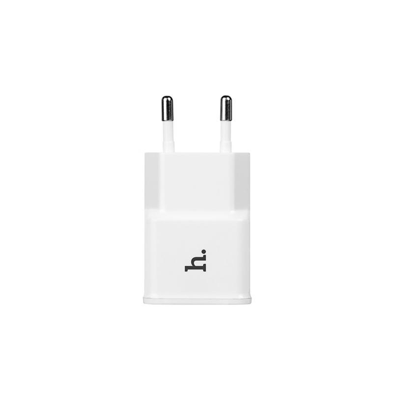 СЗУ 2USB Hoco UH202 Smart White (2.1A)