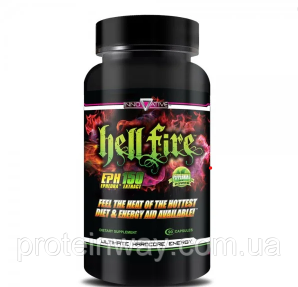 Innovative Labs жиросжигатель Hellfire 90 капс