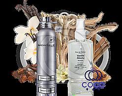 Женская парфюмированная вода Montale Vanille Absolu 110 Ml ОАЭ в пластиковой бутылке