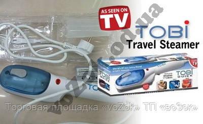 ... Отпариватель утюжок ручной Tobi Travel steamer (Тоби трэвэл стимэр) fee8ec2ce859f
