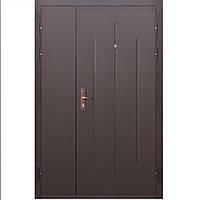 Входная дверь СтройГост 7-1 металл/металл (1200×2050), фото 1