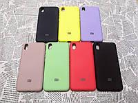 Силиконовый Софт-тач чехол MY СHOICE для Xiaomi (Ксиоми) Redmi 7A