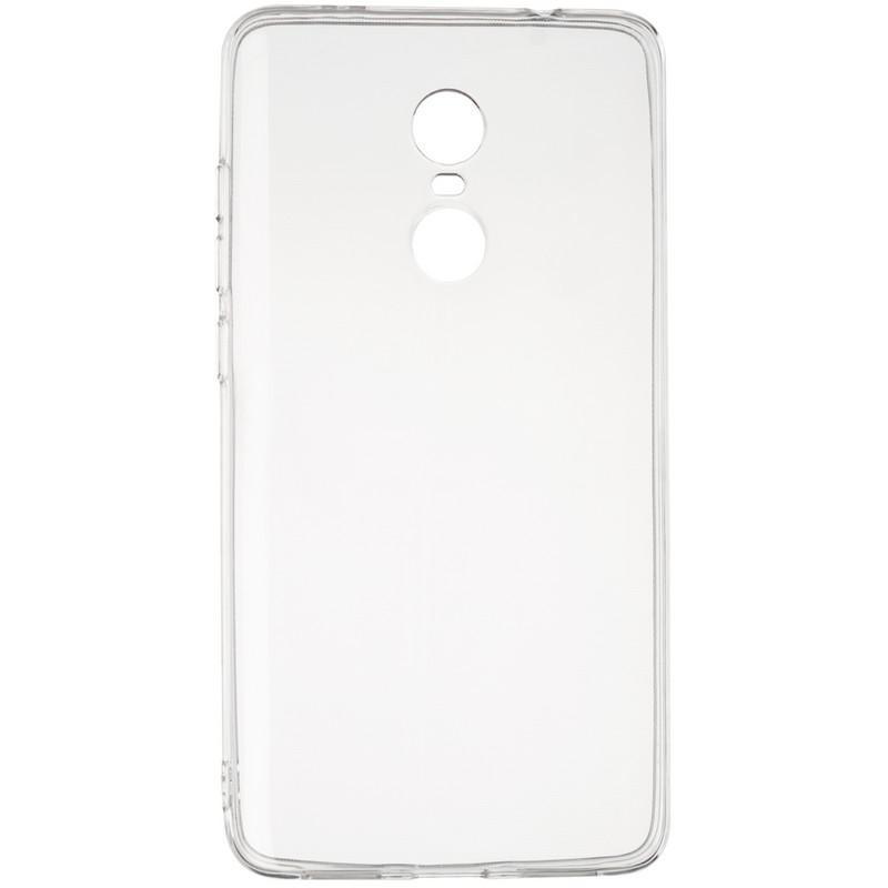 Ultra Thin Air Case для Xiaomi Redmi Note 4x Transparent