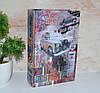 Книга сейф Автомобиль 26 см