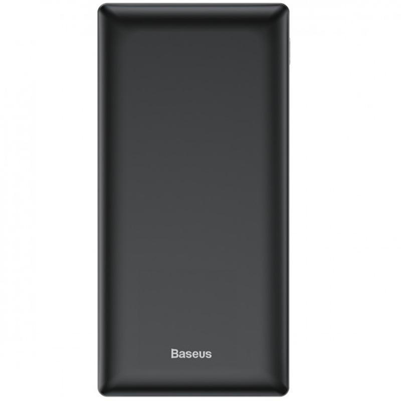 Дополнительная батарея Baseus Mini JA Fast Charge (20000mAh) Black (PPJAN-B01)