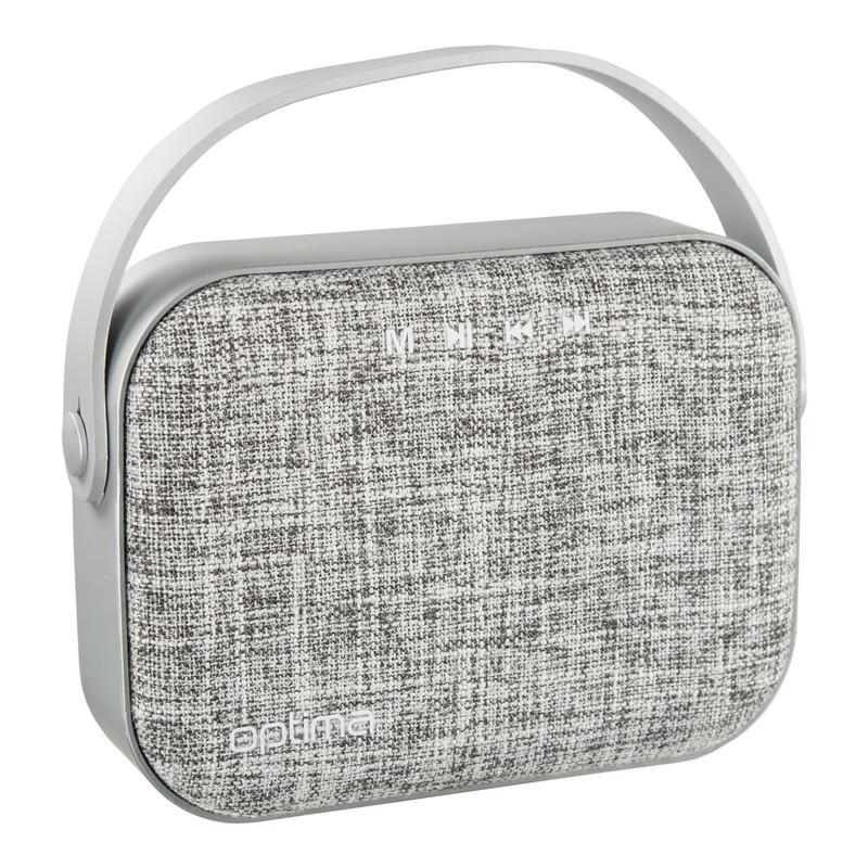 Bluetooth колонка Optima MK-11 Grey