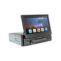 "Автомагнитола 1 DIN Android GPS Wi-Fi 7"" + Камера (4 х 50 Вт) MP-7101 A"
