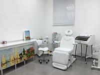 Гарнитур для медицинского кабинета №186 ЛОР кабинет Медаппаратура