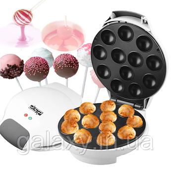 Аппарат для выпечки кейкпопсов 1200 Вт DSP Cake POP Maker KC1007