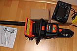 Потужна безщіткова акумуляторна пила Scotts  62V з акум.4 А.г. (248 Вт год.), фото 7