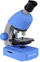 Микроскоп Bresser Junior 40x-640x Blue синий