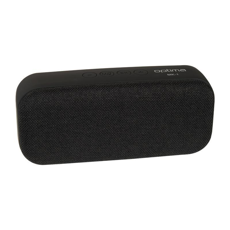 Bluetooth колонка Optima MK-1 Infinity Black