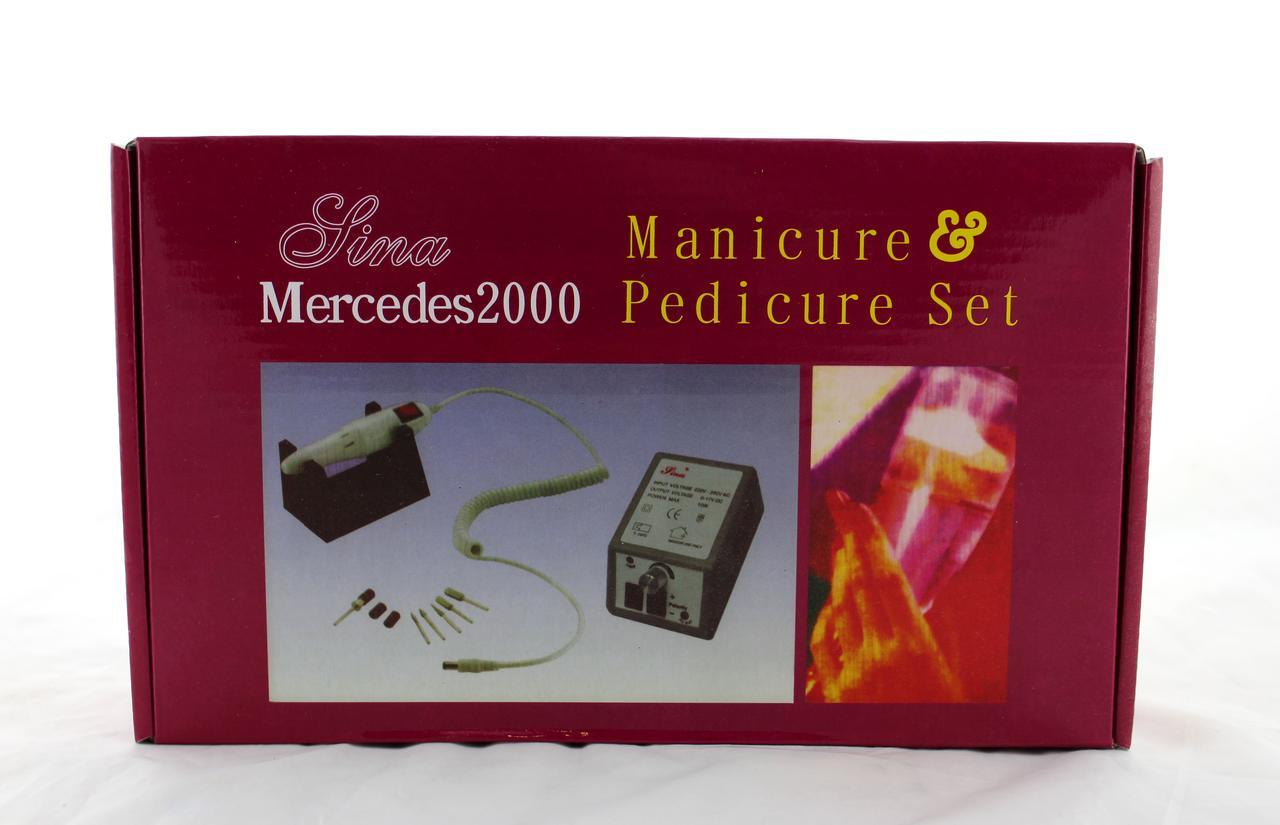 Машинка для педикюра Beauty nail 2000 (20)