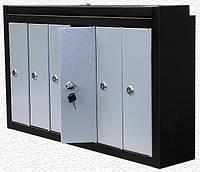 Ящик почтовый многосекционный ЯП-08Г