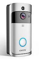Бездротовий відеодзвінок Eken V5 Смарт Wi-Fi, фото 1